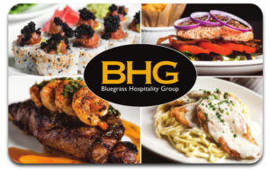 BHG Gift Card (Shipped via US Mail)